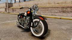 Harley-Davidson Knucklehead 1947