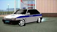 VAZ 2108 DPS para GTA San Andreas