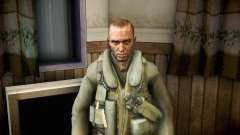 Nicolás de Call of Duty MW2 para GTA San Andreas