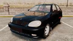 FSO Lanos Plus 2007 Limited Version para GTA 4