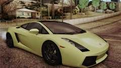 Lamborghini Gallardo SE para GTA San Andreas
