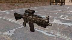El fusil de asalto SIG 552