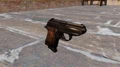 Pistola autocargable Walther PPK para GTA 4