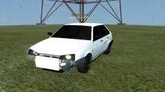 VAZ 2109 Opera Turbo para GTA San Andreas