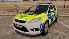 Ford Focus Estate Metropolitan Police [ELS]