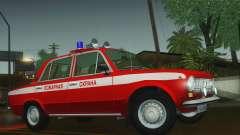 VAZ 21011 proteccion contra el fuego