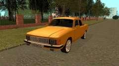 Volga GAZ 3102 para GTA San Andreas