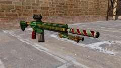 Rifle HK417 para GTA 4
