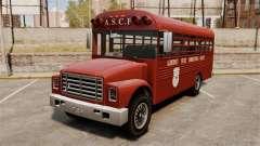 GTA IV TLAD Prison Bus para GTA 4