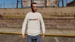 Suéter-elemento - para GTA 4