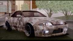 Nissan Skyline GTS Drift Spec