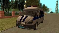 Policía Sable del GAS