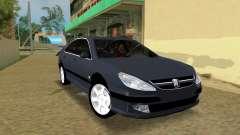Peugeot 607 V6 para GTA Vice City