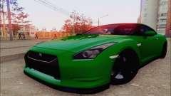 Nissan GT-R Spec V para GTA San Andreas