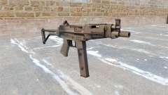 Tauro subfusil ametrallador MT-40