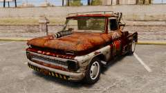 Chevrolet Tow truck rusty Rat rod para GTA 4