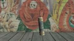 Un cartucho de dinamita desde el Metro 2033 para GTA San Andreas