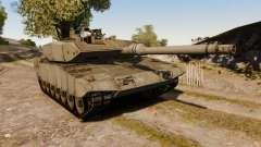 Leopard 2A7 para GTA 4