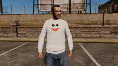 Suéter-The Joker- para GTA 4