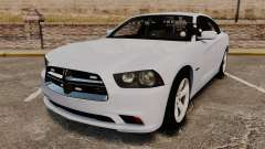 Dodge Charger RT 2012 Unmarked Police [ELS] para GTA 4