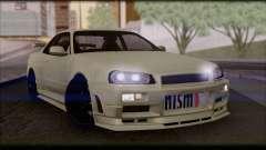 Nissan Skyline R34 Z-Tune