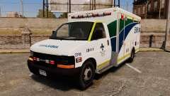 Brute Alberta Health Services Ambulance [ELS]