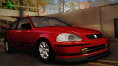 Honda Civic 1.4is TMC para GTA San Andreas