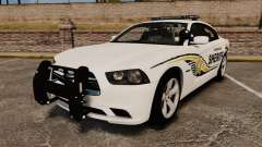 Dodge Charger RT 2012 Police [ELS] para GTA 4