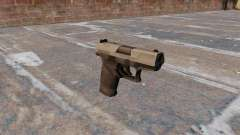 Pistola semiautomática Walther P99 MW3 para GTA 4