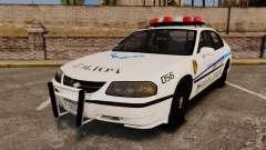 Chevrolet Impala 2003 LCPD para GTA 4