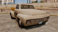 Hot Rod Truck Gas Monkey v2.0 para GTA 4