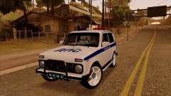 Niva 21213 STR para GTA San Andreas