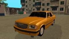GAZ 3110 Volga sedán para GTA San Andreas