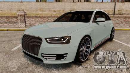 Audi RS4 Avant para GTA 4