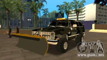 Chevrolet Blazer para GTA San Andreas