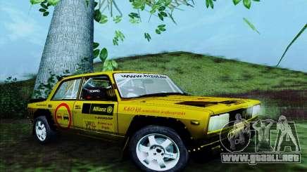 Lada 2105 VFTS para GTA San Andreas