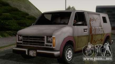 Campanas Rumpo XL de GTA 3 para GTA San Andreas