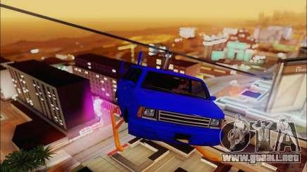 Fun Maverick para GTA San Andreas