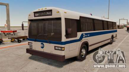 MCI Classic TC40-102A 1988 New York City para GTA 4
