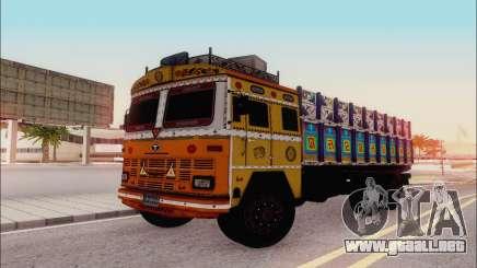 TATA 2515 para GTA San Andreas