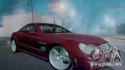 Mercedes SL500 v2 para GTA San Andreas