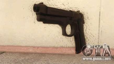 Beretta 92 FS para GTA San Andreas