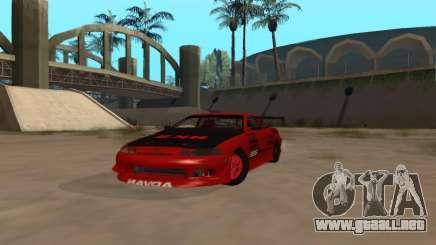 Toyota Soarer купе para GTA San Andreas