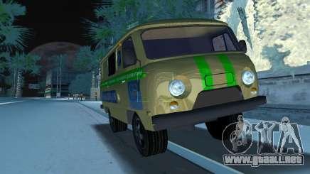 Colección UAZ-3741 para GTA Vice City