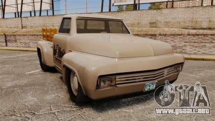 Hot Rod Truck Gas Monkey v2.0 para GTA 4