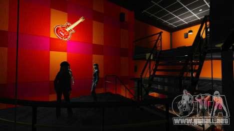 Una nueva cafetería-Hard Rock- para GTA 4 tercera pantalla