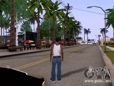 New Groove Street para GTA San Andreas tercera pantalla