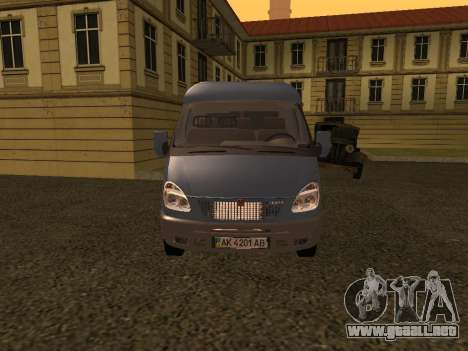 33023 Gacela para GTA San Andreas left