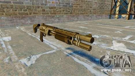 Escopeta de Marshall v 2.0 para GTA 4