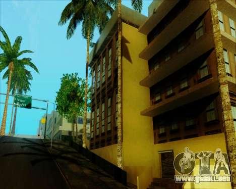 ENB HD CUDA v.2.5 for SAMP para GTA San Andreas tercera pantalla